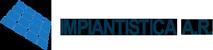 AR impiantistica | impianti fotovoltaici, impiantistica generale, efficienza energetica Logo